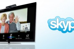 How to use Skype on your Sony Bravia TV